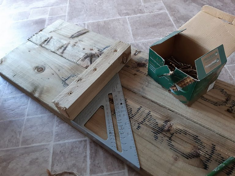 Building a raised bed - measurements