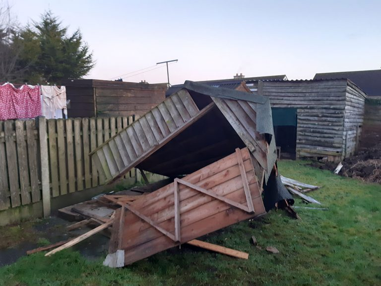 Rotten Shed demo 2