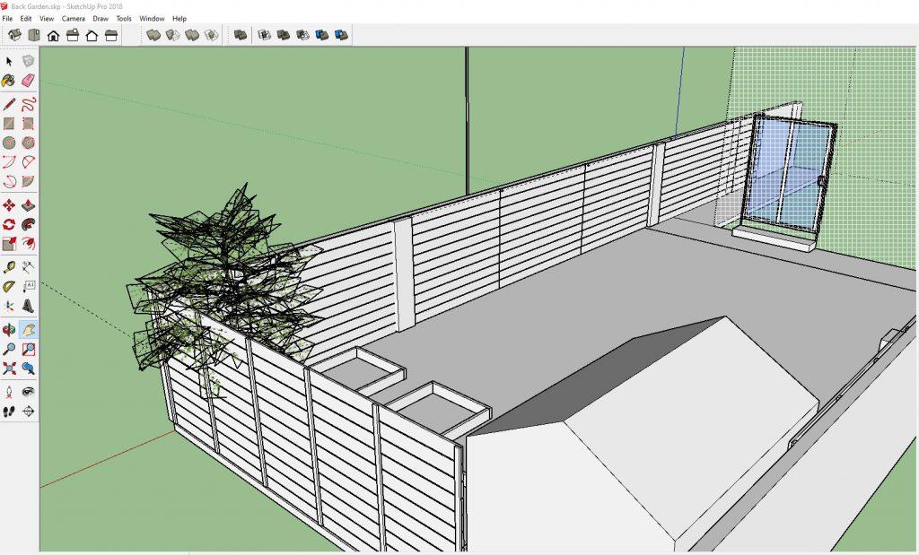 cladding-garden-wall-timber